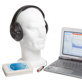 Audiomètre de dépistage Electronica Technologies 600M avec casque standard