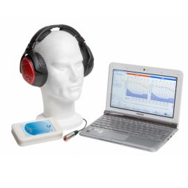 Audiomètre de dépistage Electronica Technologies 600M avec Casque Sennheiser HDA300