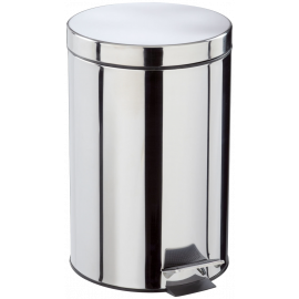 Poubelle Inox 12 litres