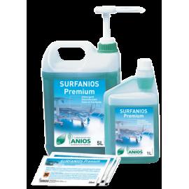 Détergent désinfectant Surfanios Premium pour sols et surfaces