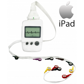 Electrocardiographe ECG Edan PADECG Numérique sans fil pour iPad avec interprétation