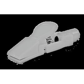 Pince Crocodile-Electrode à Languette (boite de 10)