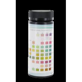 Bandelettes urinaires 10 paramètres MULTIDIAG 10 (Boîte de 50)