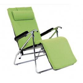 *Fauteuil de relaxation lit d´appoint Relax (PVC Cobalt)