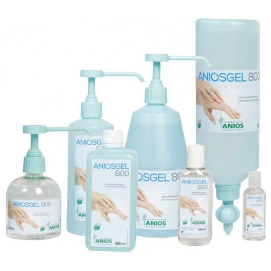 Gel Hydroalcoolique Professionnel Aniosgel 800 Materiel Medical