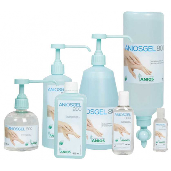 Gel Hydroalcoolique Aniosgel 85 Npc Materiel Medical