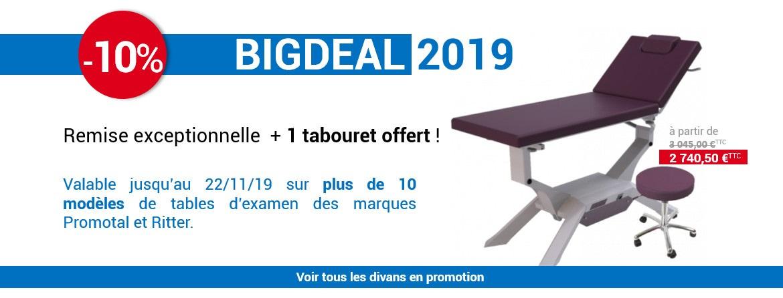 Promotion Big Deal